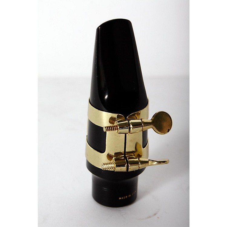 MeyerHard Rubber Alto Saxophone Mouthpiece6 Medium888365909325