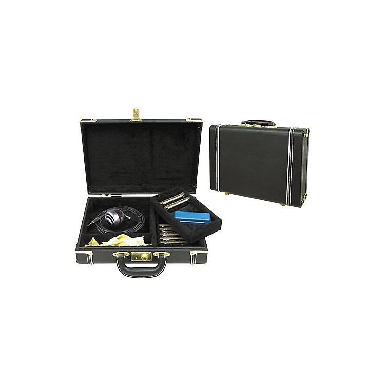 Musician's GearHardshell Harmonica CaseBlack
