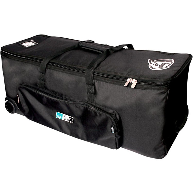 Protection Racket Hardware Bag with Wheels 47 in.