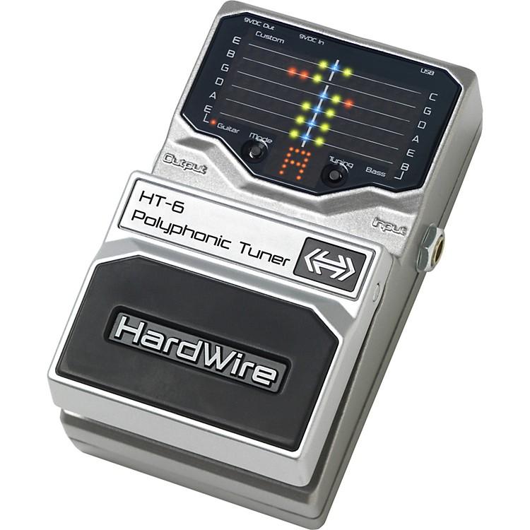 DigiTechHardwire Series HT-6 Polyphonic Pedal Tuner