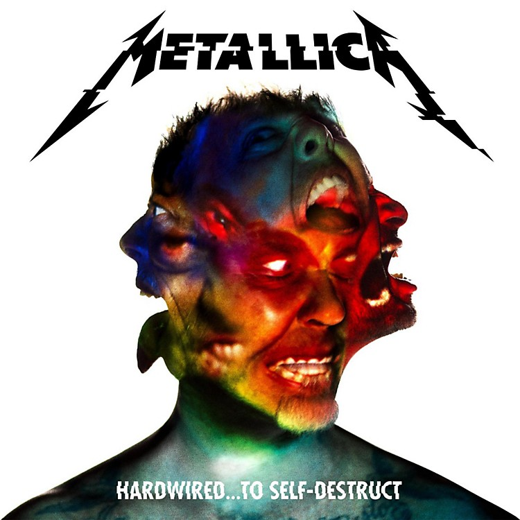 Metallica Hardwired...To Self Destruct - Deluxe 3-CD