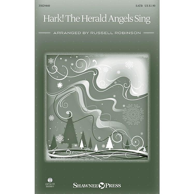 Shawnee PressHark! The Herald Angels Sing SATB arranged by Russell Robinson