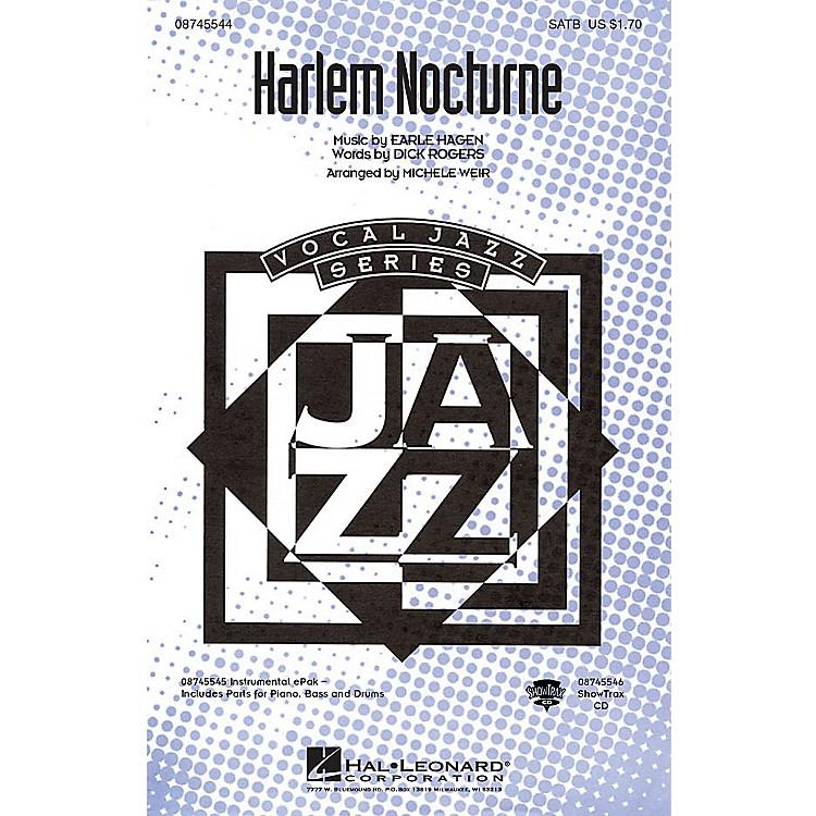 Hal LeonardHarlem Nocturne IPAKR Arranged by Michele Weir