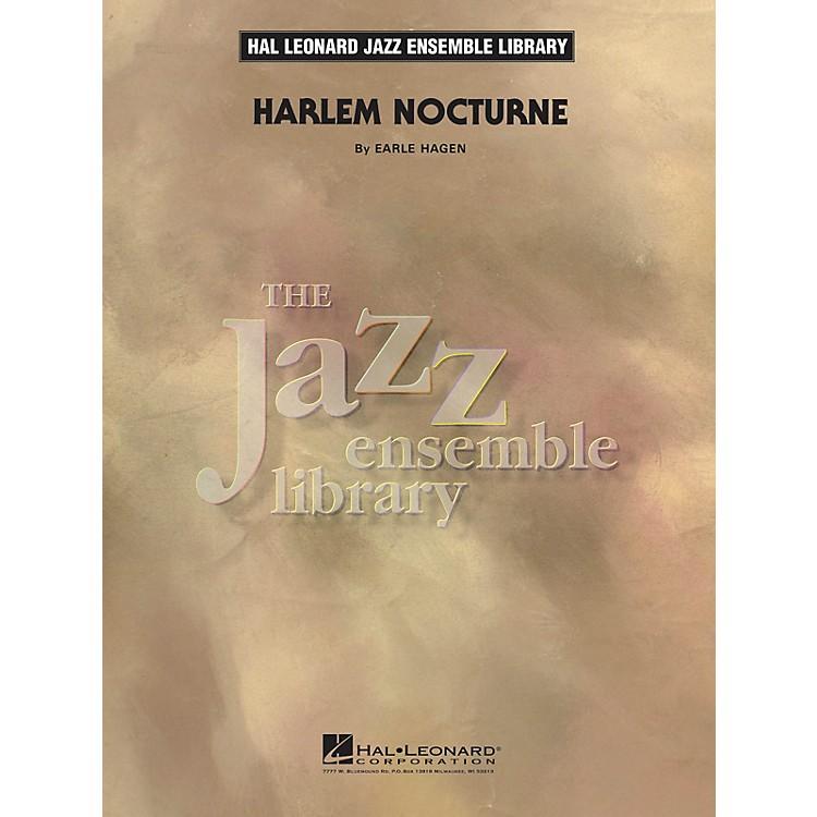 Hal LeonardHarlem Nocturne Jazz Band Level 4 Composed by Earle Hagen