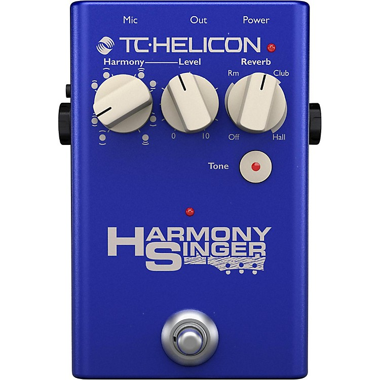 tc helicon harmony singer 2 effects pedal music123. Black Bedroom Furniture Sets. Home Design Ideas