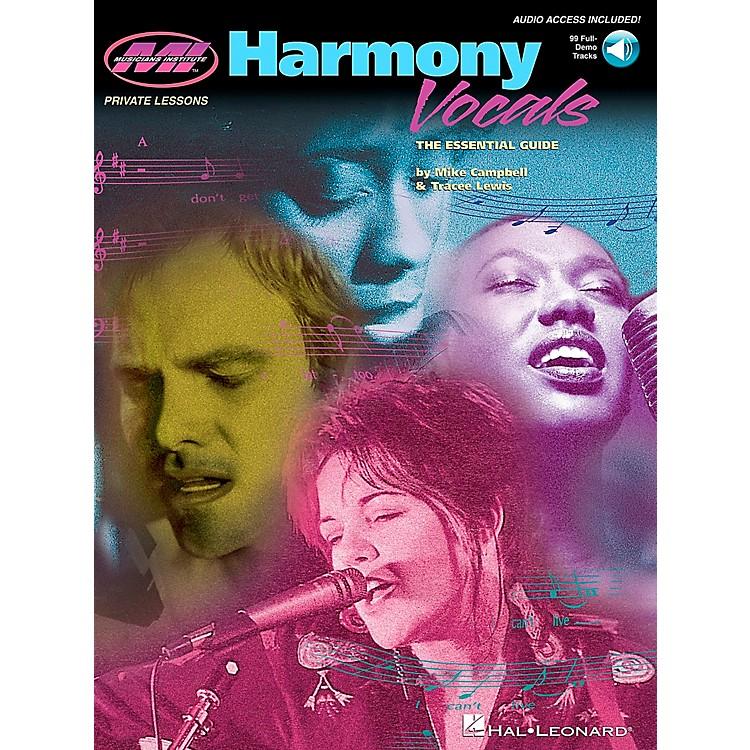 Hal LeonardHarmony Vocals