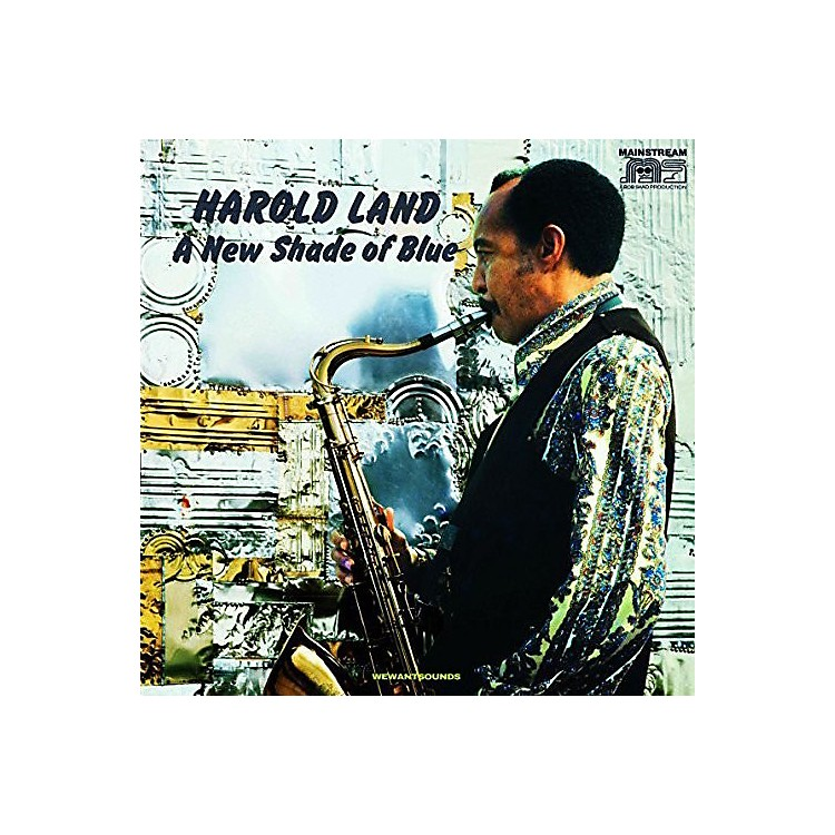 AllianceHarold Land - New Shade Of Blue