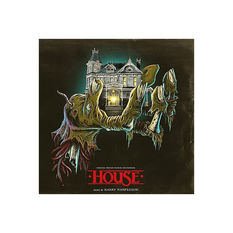 Alliance Harry Manfredini - House 1 & 2 (original Soundtrack)