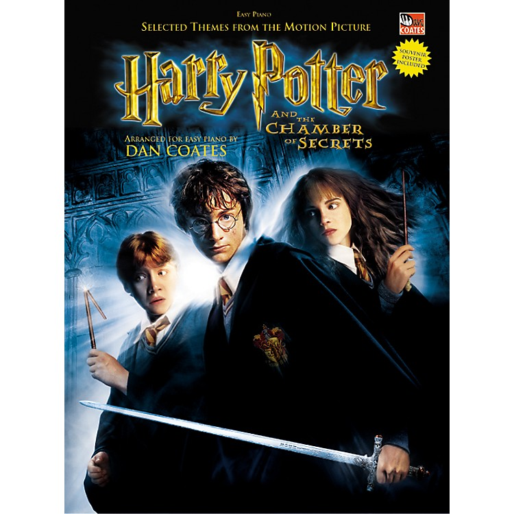 AlfredHarry Potter And The Chamber Of Secrets Selected Themes From the Motion Picture
