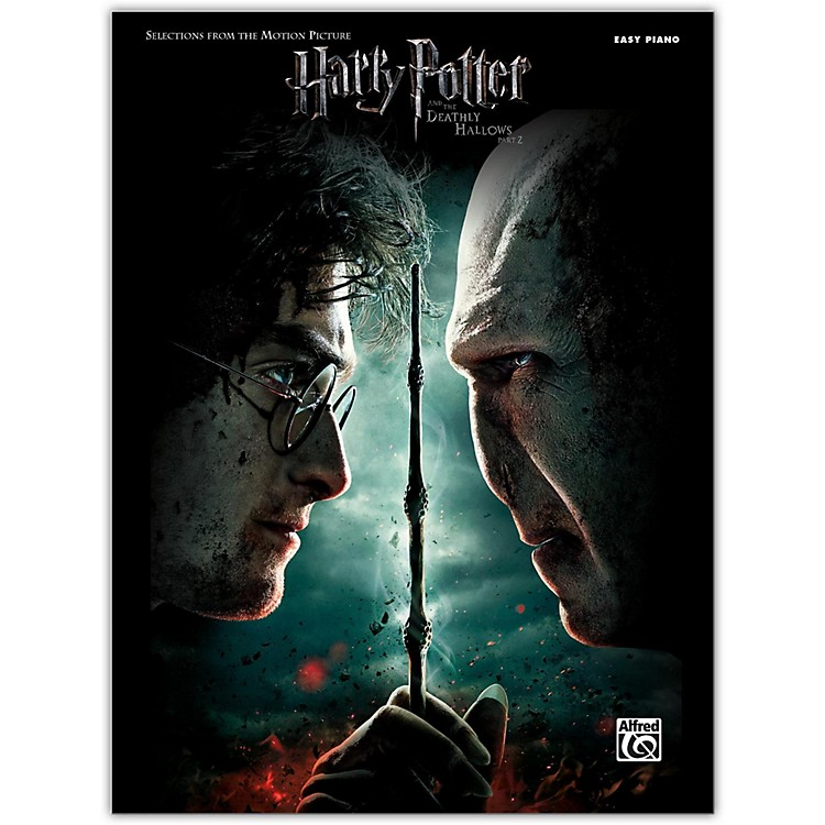AlfredHarry Potter and the Deathly Hallows, Part 2 Easy Piano Songbook