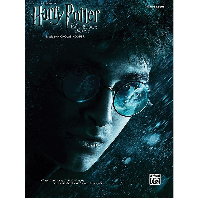 AlfredHarry Potter and the Half-Blood Prince Selections from  Piano Solos