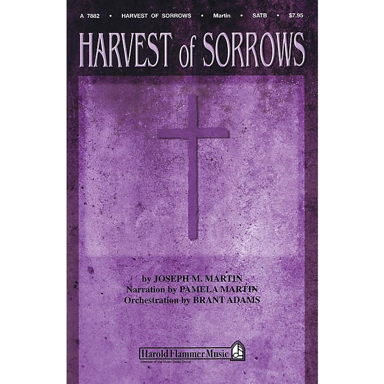Shawnee PressHarvest of Sorrows Studiotrax CD Composed by Joseph M. Martin