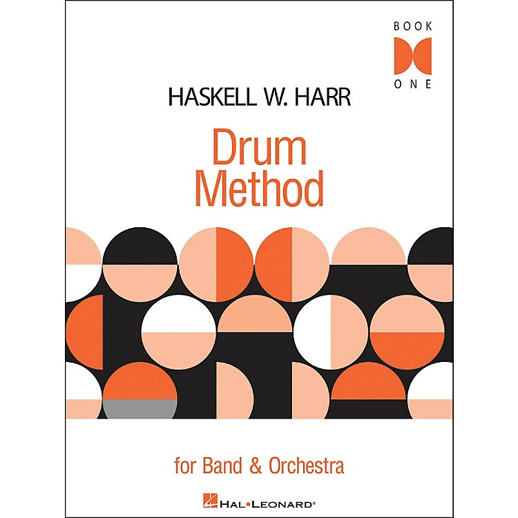 Hal LeonardHaskell W. Harr Drum Method - Book One