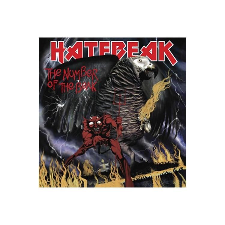 AllianceHatebeak - Number of the Beak
