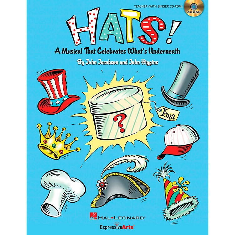 Hal LeonardHats! A Musical That Celebrates What's Underneath (Classroom Kit)
