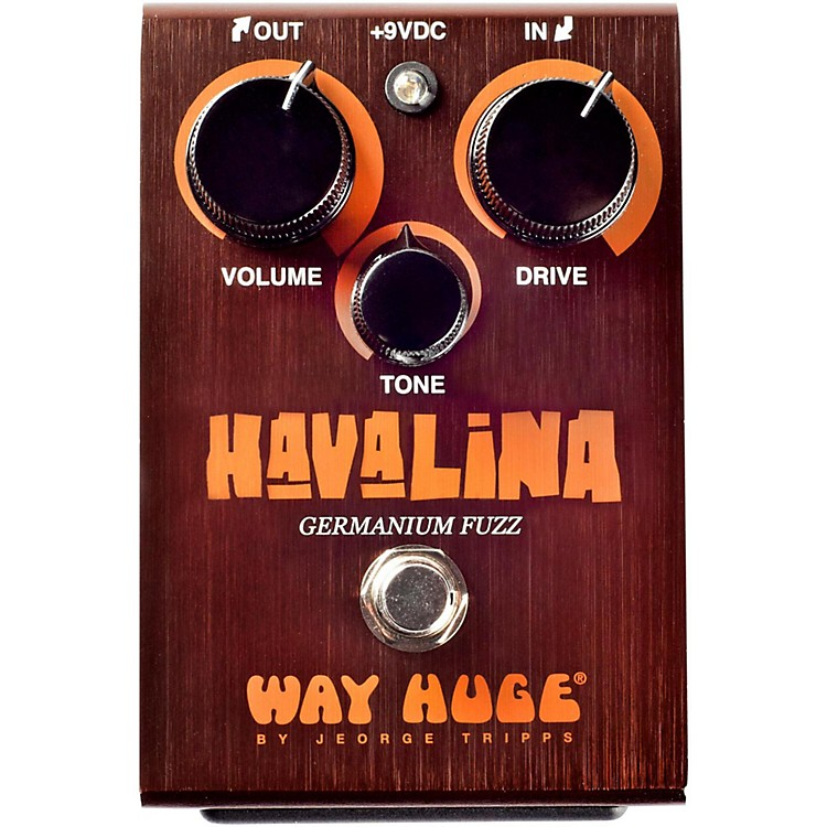 Way Huge ElectronicsHavalina Germanium Fuzz Guitar Effects Pedal