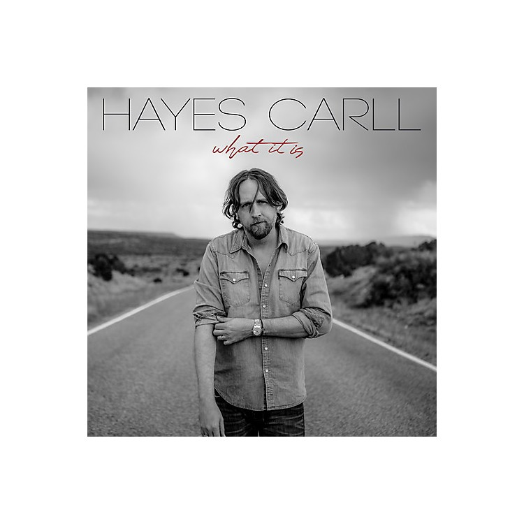 AllianceHayes Carll - What It Is (CD)