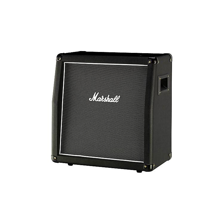MarshallHaze MHZ112 1x12 Guitar Speaker CabinetBlackSlant