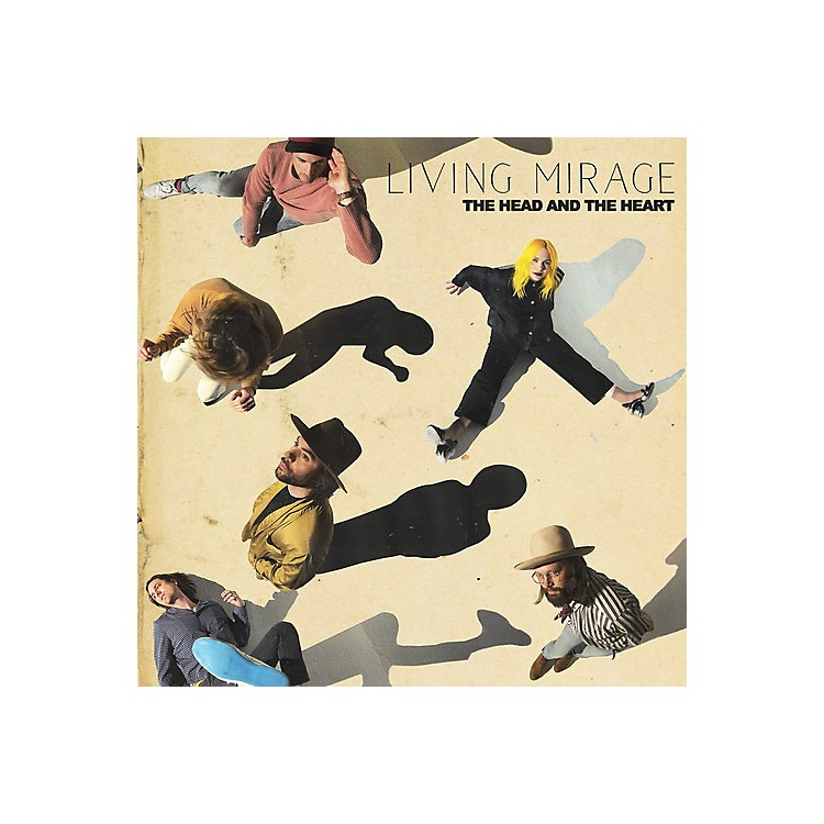 AllianceHead and the Heart - Living Mirage