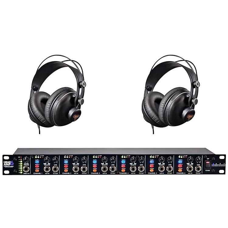 ARTHeadamp6 and MH310 Headphone Package (2-Pack)