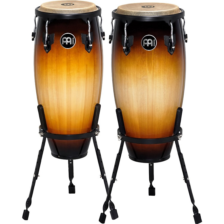 Meinl Headliner Conga Set with Basket Stand Vintage