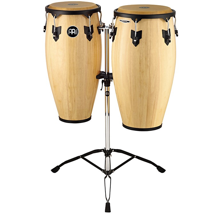 Meinl Headliner Wood Congas Set Natural 11 and 12 in.
