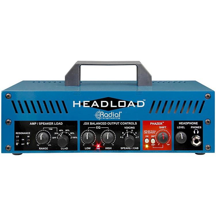 Radial EngineeringHeadload Guitar Amp Load Box16 ohms