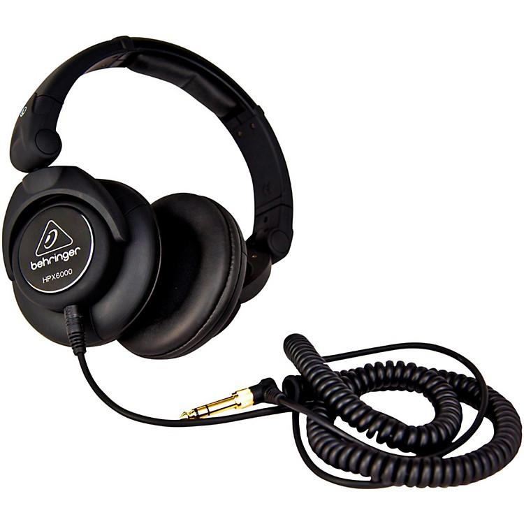 BehringerHeadphones HPX6000