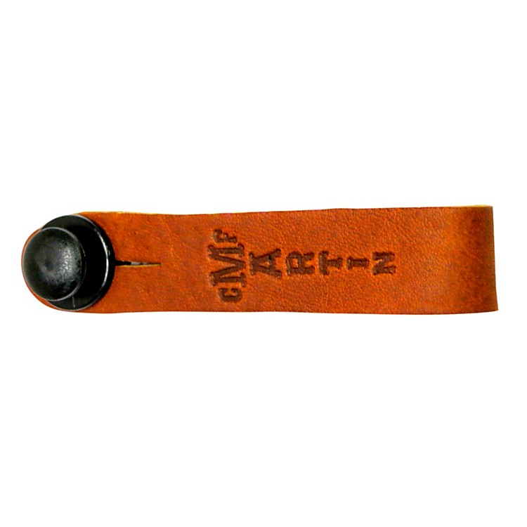 MartinHeadstock Tie Guitar Strap ButtonBlack