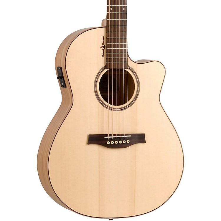 SeagullHeart of Wild Cherry CW Folk SG Acoustic-Electric Guitar