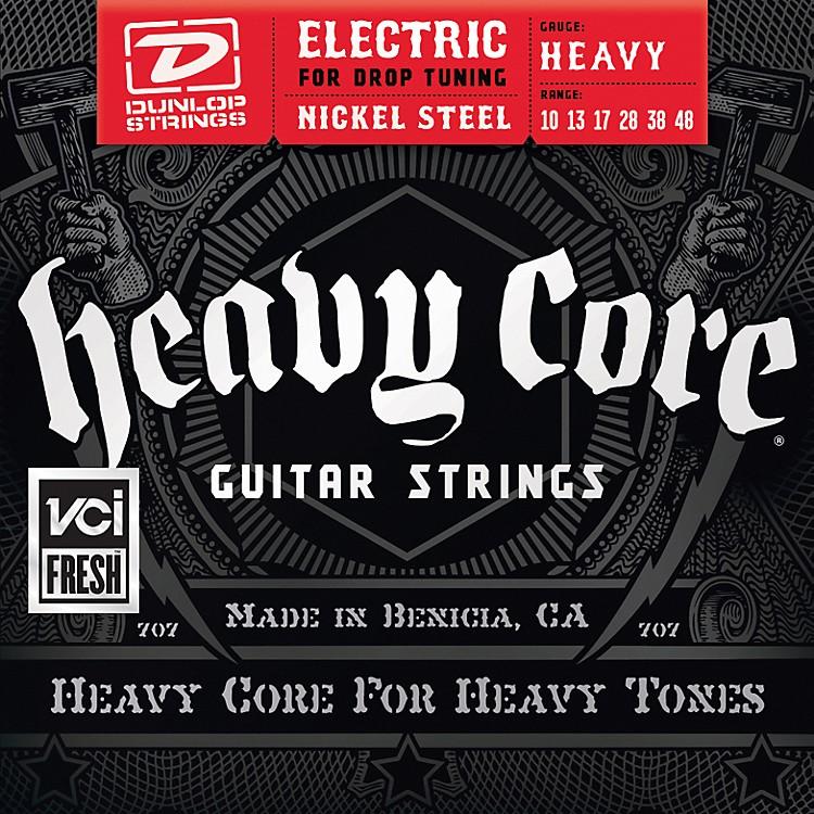 DunlopHeavy Core Electric Guitar Strings - Heavy Gauge