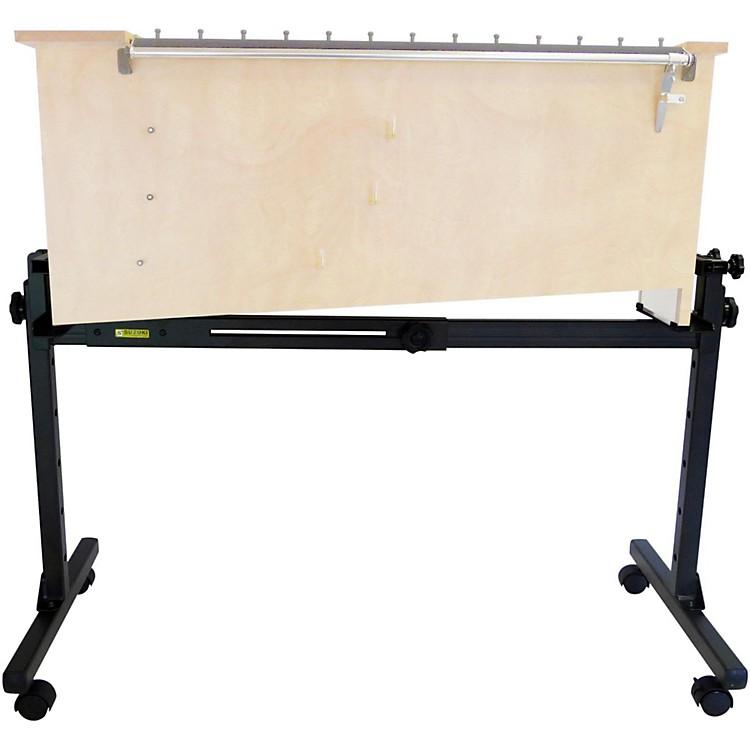 SuzukiHeavy-Duty Instrument Cart with Wheels