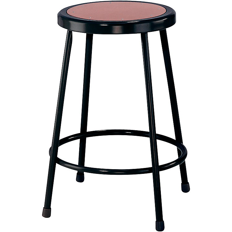 National Public Seating Heavy Duty Steel Stool 18