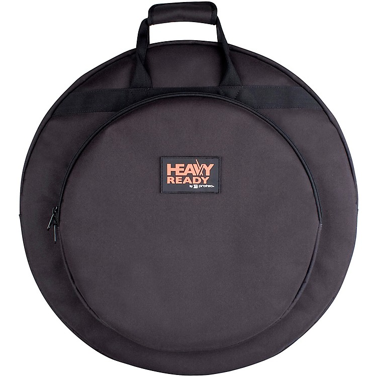 ProtecHeavy Ready Series Cymbal Bag with 2 Padded Dividers & Backpack Straps