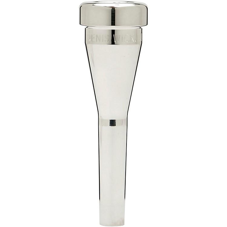 Denis WickHeavy Top Trumpet Mouthpiece in Silver1X