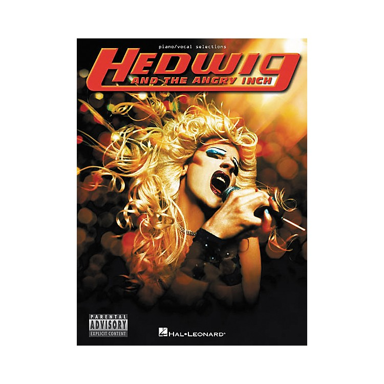 Hal Leonard Hedwig and the Angry