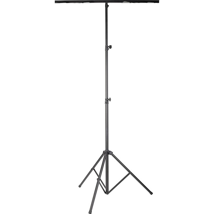 StaggHeight Adjustable Light Stand With Folding Legs