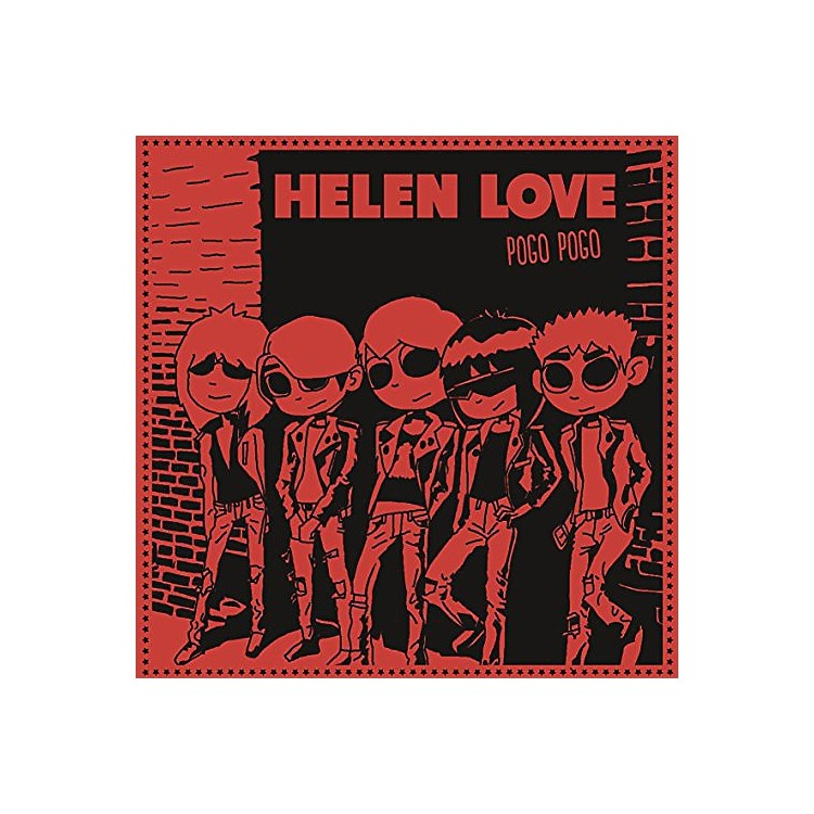 Alliance Helen Love - Pogo Pogo