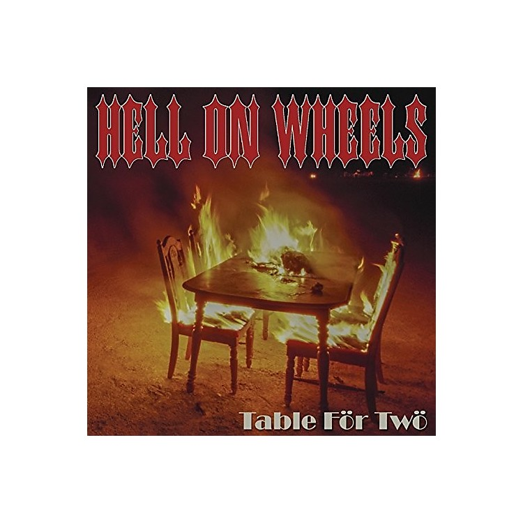 Alliance Hell on Wheels - Table for Two
