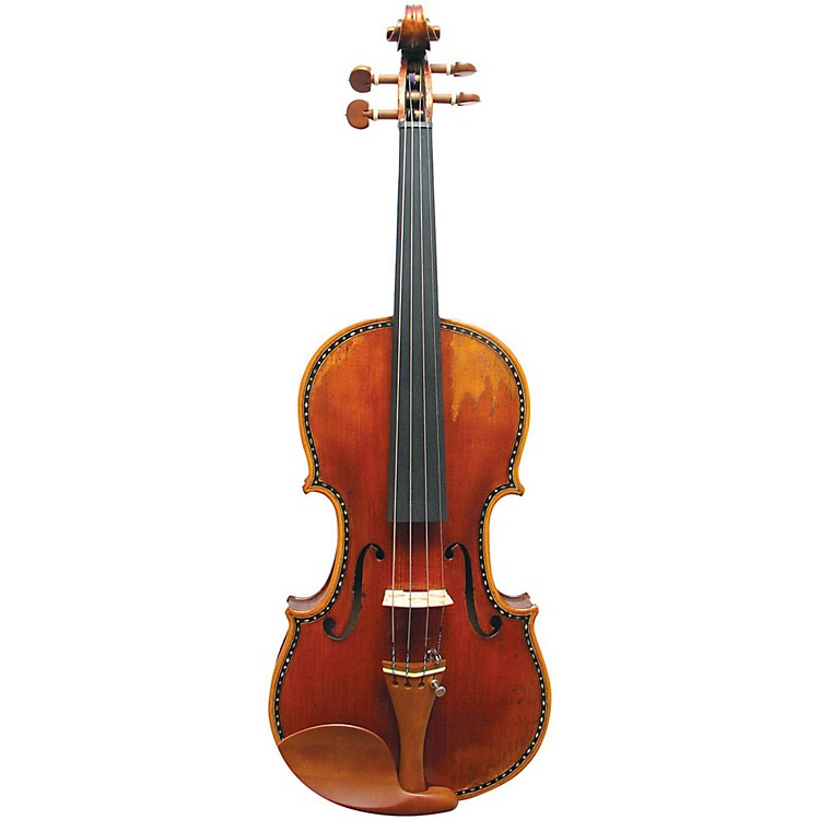 Maple Leaf Strings Hellier Stradivarius Craftsman Collection Violin 4/4 Size