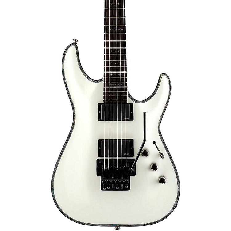 Schecter Guitar ResearchHellraiser C-1 FR Electric GuitarWhite