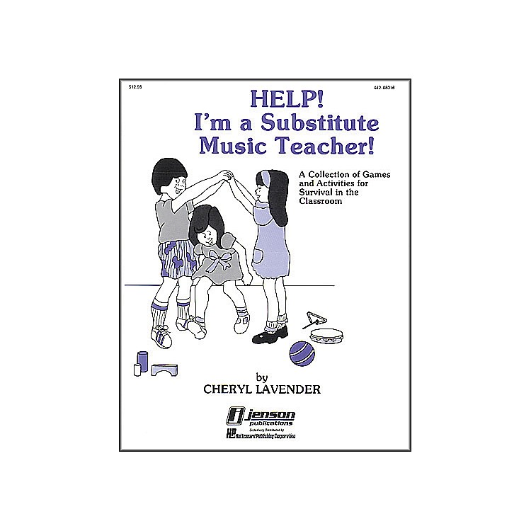 Hal LeonardHelp! I'm a Substitute Music TeacherBook