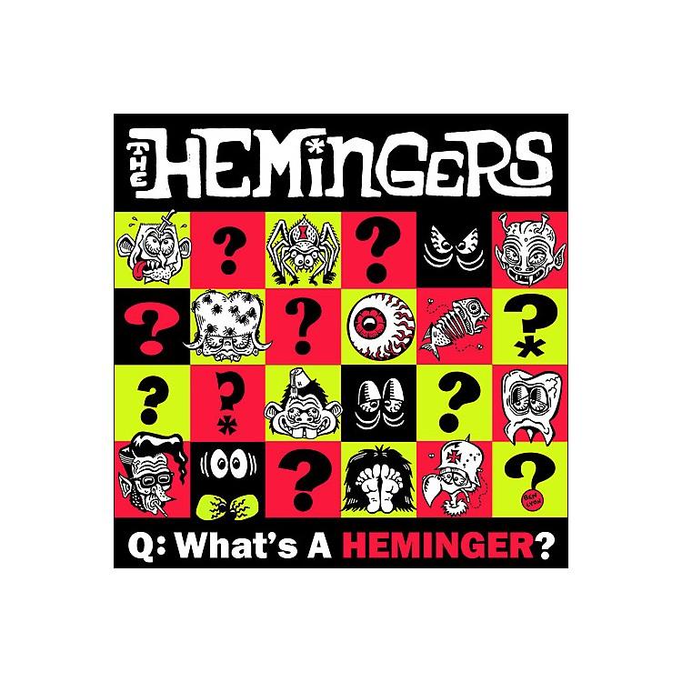 AllianceHemingers - What A Heminger?