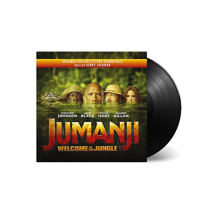 Alliance Henry Jackman - Jumanji: Welcome to the Jungle (Original Motion Picture Soundtrack)