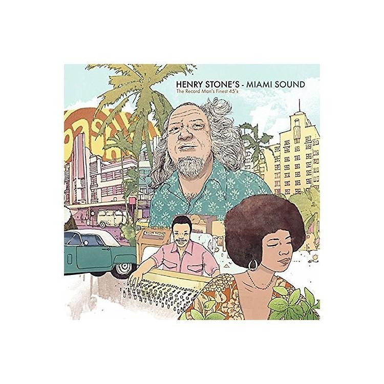 AllianceHenry Stone's Miami Sound -Record Man's Finest 45S - Henry Stone's Miami Sound -Record Man's Finest 45S