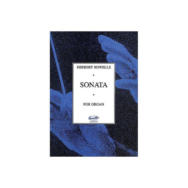 Music SalesHerbert Howells: Sonata For Organ Music Sales America Series