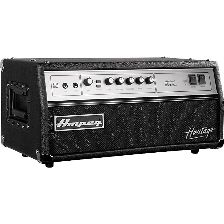 AmpegHeritage Series SVT-CL 2011 300W Tube Bass Amp Head