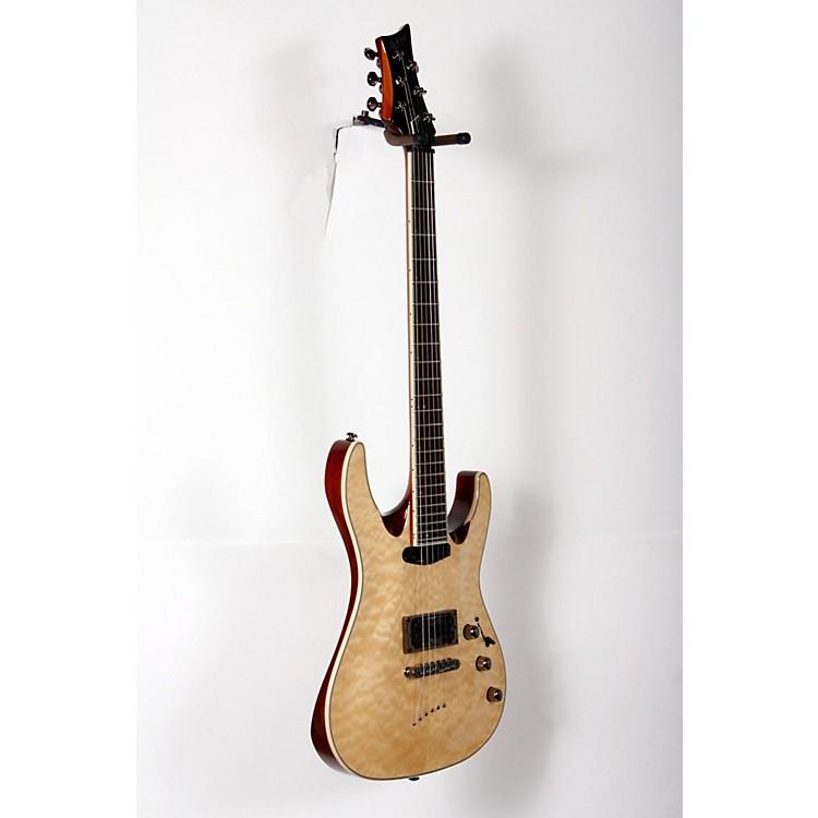 WashburnHeritage Series USM-HJ40SCE Jumbo Acoustic-Electric GuitarNatural888365895390