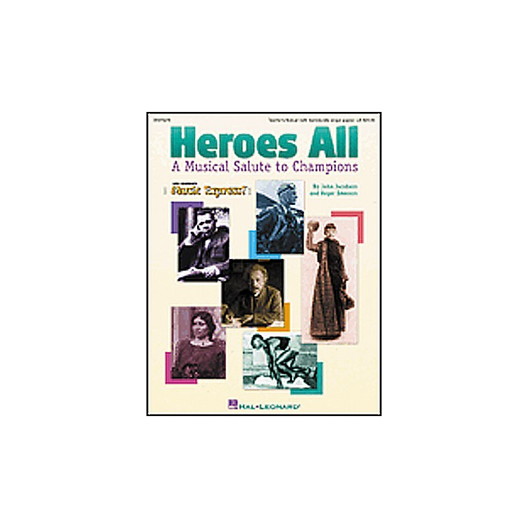 Hal Leonard Heroes All-A Musical Salute to Champions Performance CD