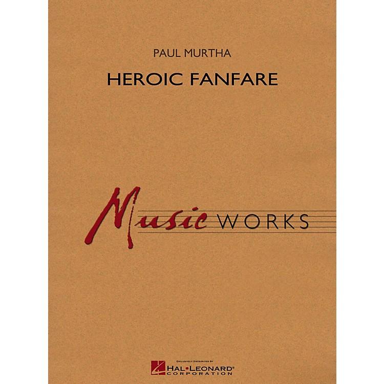 Hal LeonardHeroic Fanfare Concert Band Level 5